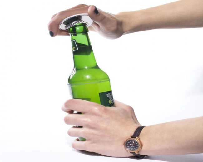 bundestagsshop round bottle opener. Black Bedroom Furniture Sets. Home Design Ideas